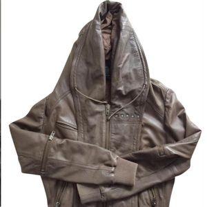 All Saints Bomber Jacket size 10